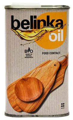 Масло для дерева BELINKA Масло 0,5 л. для древесины, соприкасающейся С продуктами питания