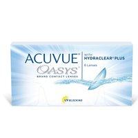 Линзы контактные Johnson & Johnson Acuvue Oasys (6 шт / 8.4 / -2.50)