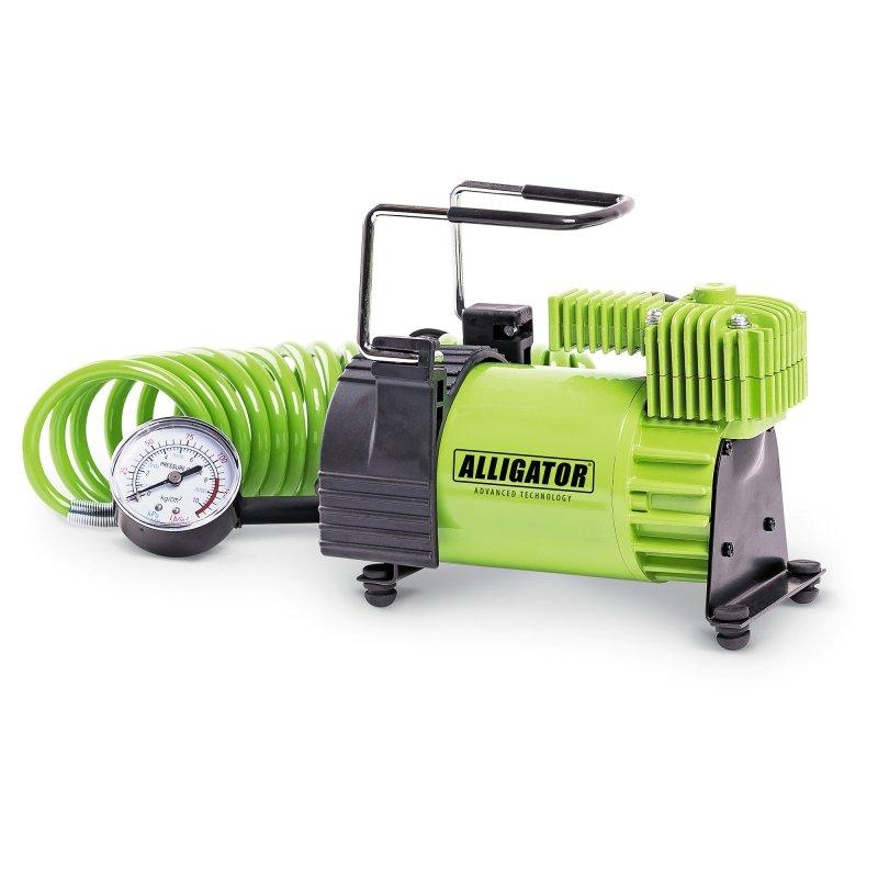 Компрессор автомобильный AUTOPROFI Аллигатор 12V, 180W, 40 л./мин, сумка