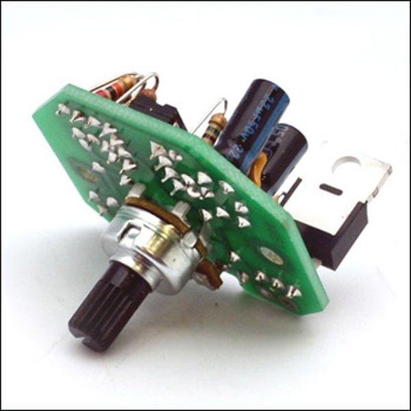 Регулятор мощности Мастер-кит ВМ4511, 12-24В / 50A