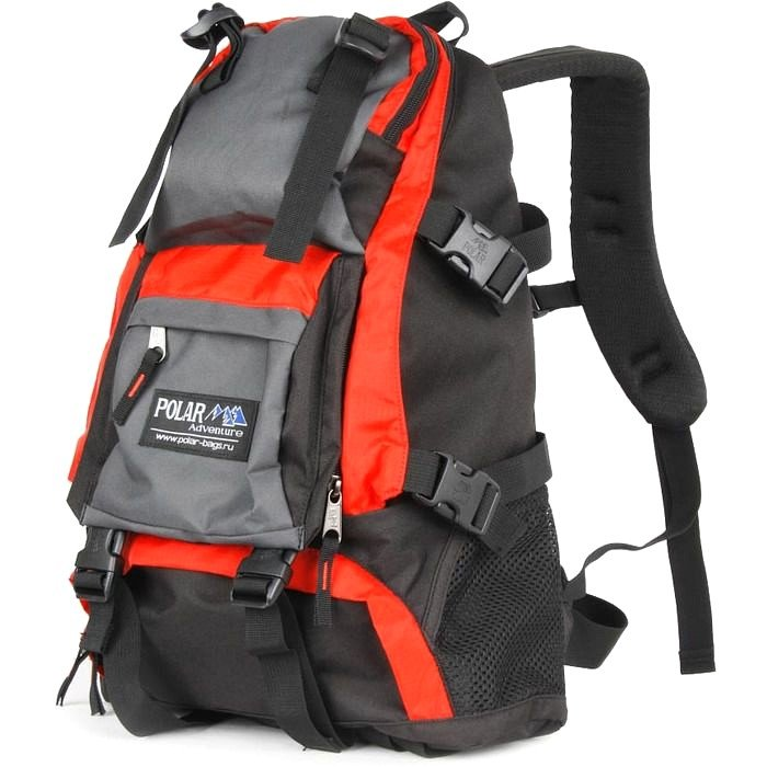 Рюкзак Polar П956 Оранжевый