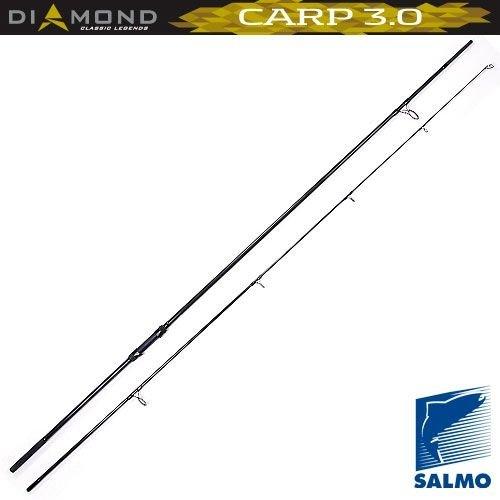 Удилище карповое SALMO Diamond CARP 3.0lb/3.60, тест 120гр