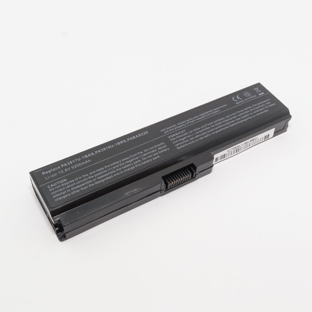 Аккумулятор для Toshiba A660