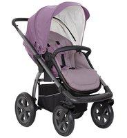 Коляска Детская прогулочная коляска X-Lander X-Move Dusk Violet с сумкой