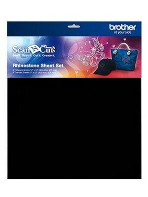 Аксессуары для плоттеров BROTHER BROTHER Комплект пленок и листов для страз