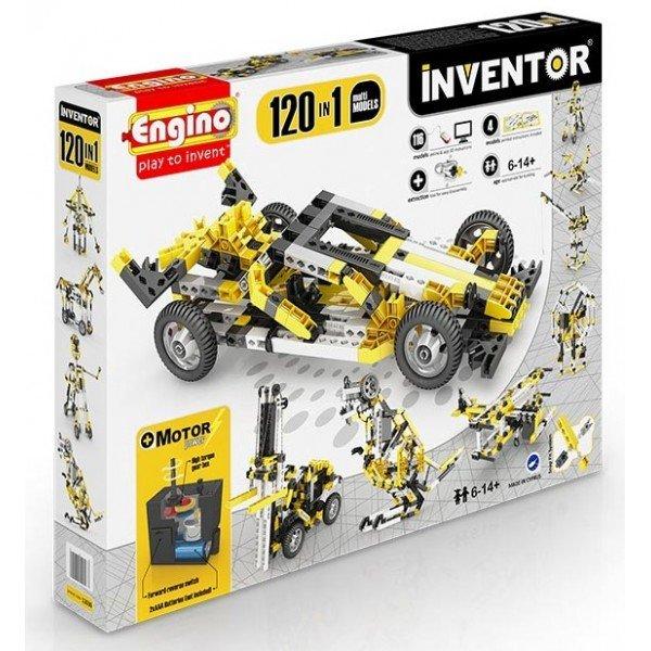 Конструкторы Конструктор Engino Inventor 12030