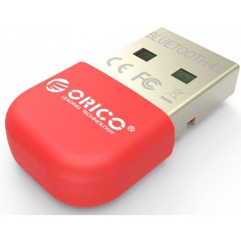 Адаптер Bluetooth ORICO BTA-403 Red