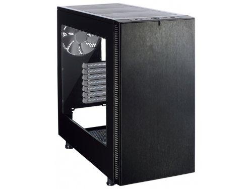 Корпус компьютерный Fractal-Design Fractal Design Define S Black Window