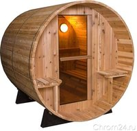 Passion Spas (Fonteyn) Barrel Sauna Rustic сауна (245 x 185 см) (400006)