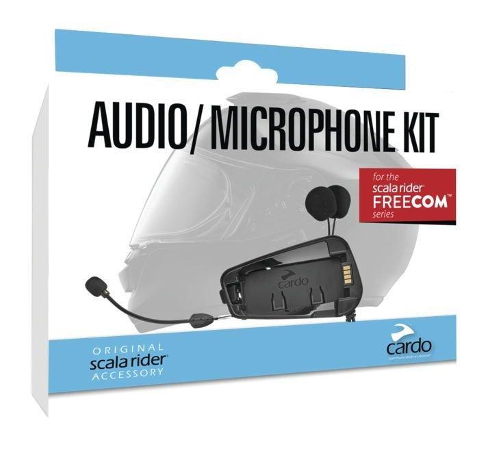 Комплект крепления Audio and Microphone Kit для Scala Rider Freecom