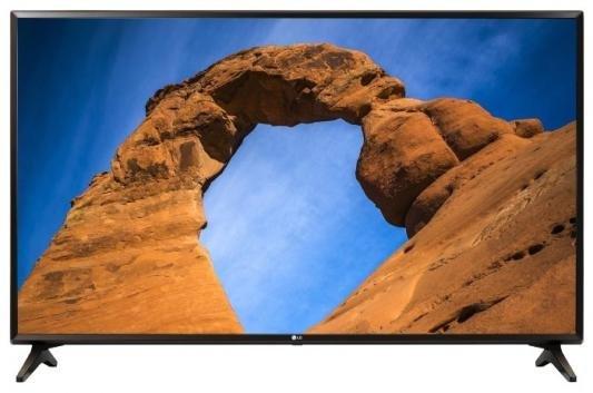 Телевизор Телевизор LG 43LK5910PLC черный