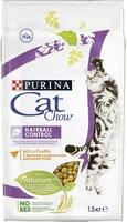 Сухой корм Cat Chow Special Care Hairball Control для контроля образования комков шерсти у кошек (15 кг, Птица)
