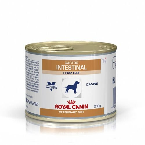 Корм для собак ROYAL CANIN (Роял Канин) Gastro Intestinal Low Fat Caninel, конс., 200г