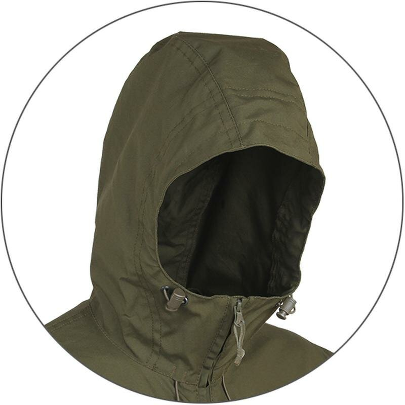 Брезентовая туристическая куртка Splav «Анорак-2», синий, размер: 52-54/170-176