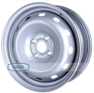 Диск MAGNETTO WHEELS 15003 AM 6x15/4x100 D54.1 ET48 Silver - фото 1