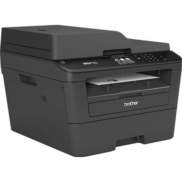 Лазерное МФУ BROTHER MFC-L2720DWR принтер/копир/сканер/факс лазерный