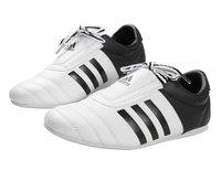 Степки для тхэквондо Adi-Kick 2 бело-черные (размер 33 [UK 2])