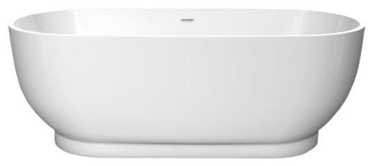 Ванна акриловая BelBagno BB26 179,5x81