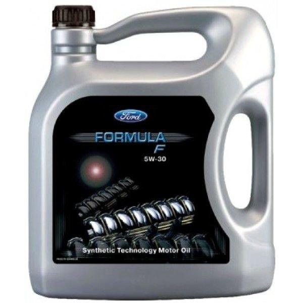 Моторное масло Ford Formula F 5w30 5л (155D3A)