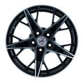 Диски R16 5x108 6,5J ET50 D63,3 NZ Wheels F-29 BKF - фото 1