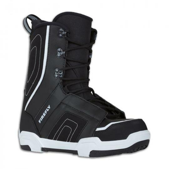Ботинки сноубордические Firefly C 30 JR Gladiator Black/White - 32,5 EUR