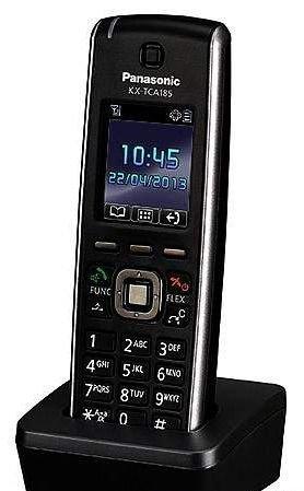 Микросотовый телефон DECT Panasonic KX-TCA185RU