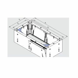 Для ванны Kaldewei Панель side Multiverso 900 (1060 мм.) (550000090000)