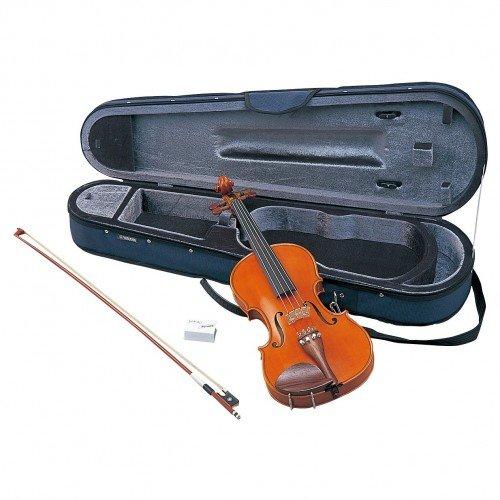 YAMAHA V5SA44 скрипка 4/4 студенческая, с кейсом, смычком и средствами ухода