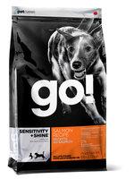 Go! (11.35 кг) Sensitivity + Shine Salmon Dog Recipe