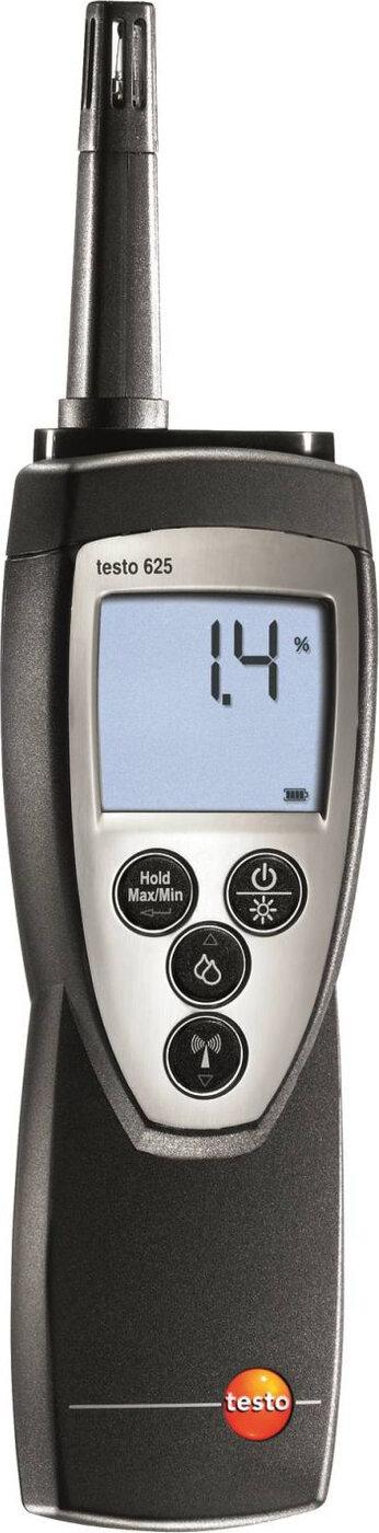 Testo 625 - портативный термогигрометр с поверкой