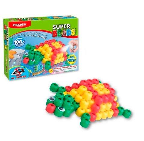 1 мозаика PAULINDA Черепаха 100 шт.