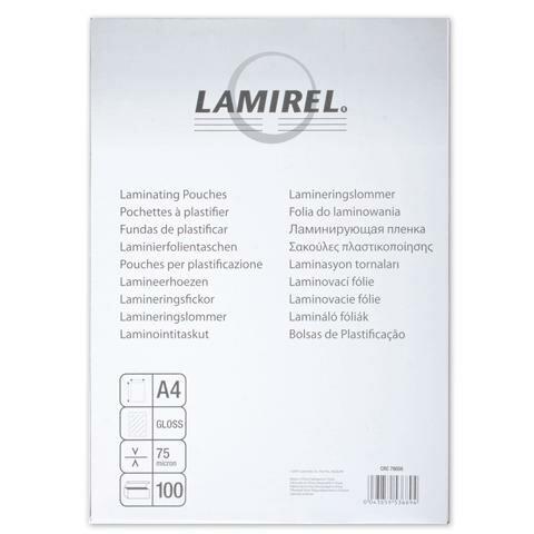 Пленка-заготовка для ламинирования
