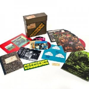"""Creedence Clearwater Revival """"1969 Archive Box Set / Limited Box Edition"""""""