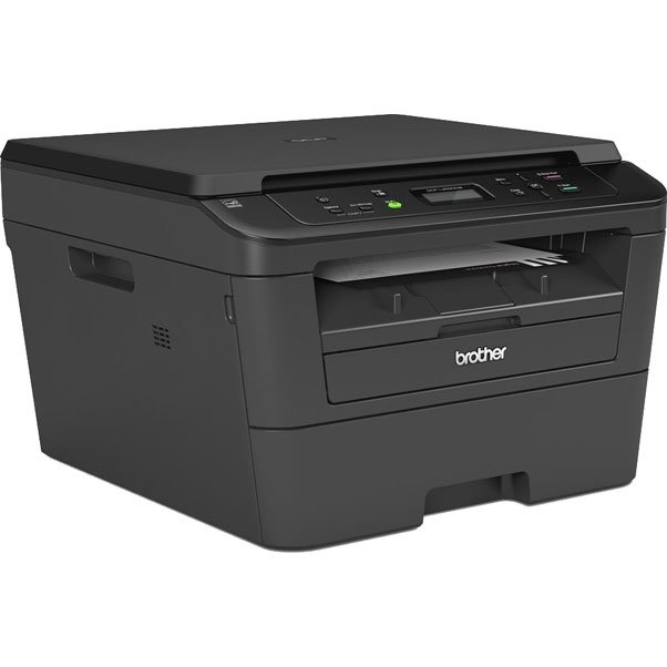 Лазерное МФУ BROTHER DCP-L2520DWR принтер/копир/сканер лазерный