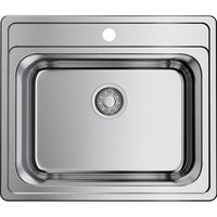 Кухонная мойка Omoikiri Ashi 56 IN Нержавеющая сталь 4993449