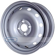 Диск MAGNETTO WHEELS 15001 S AM 6x15/4x100 D60 ET50 Silver - фото 1