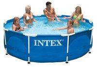 Каркасный бассейн Intex Metal Frame 28200NP/56997 305х76 см