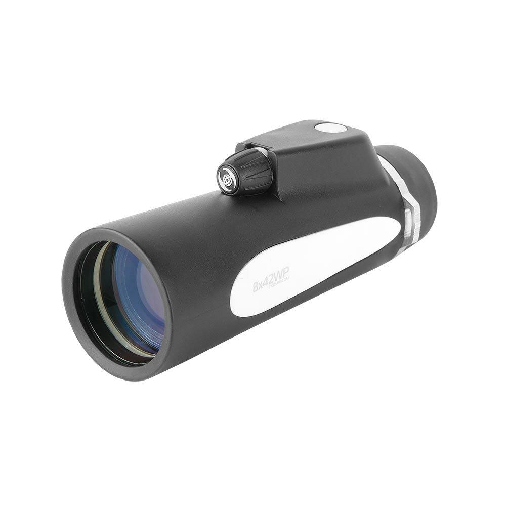 Монокуляры и бинокли ночного видения Монокуляр Veber 8х42 WP с компасом