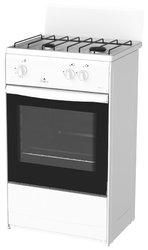 Кухонная плита Darina 1AS GM 521 001 W - фото 1