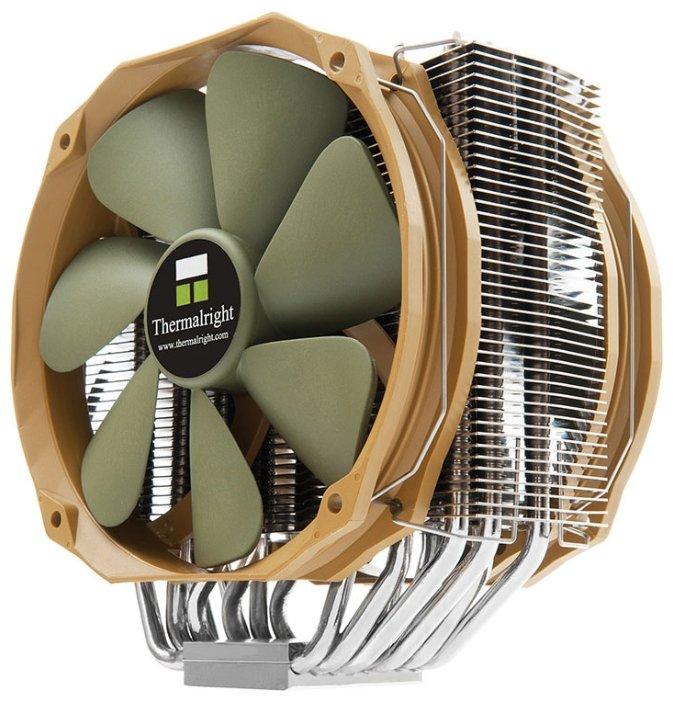 Процессорный кулер Thermalright Archon IB-E X2, 115x/1366/2011/AM2-FM1