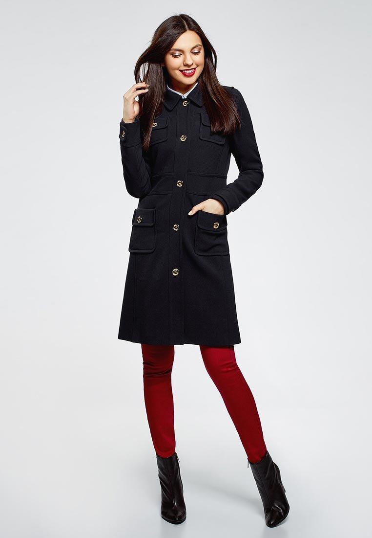 Пальто oodji