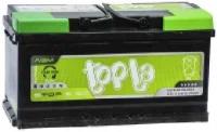 Аккумулятор автомобильный Topla AGM Stop&Go 105 А/ч 950 А обр. пол. 114105 Евро авто (393x175x190)