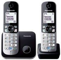 Радиотелефон Panasonic KX-TG 6812RUB