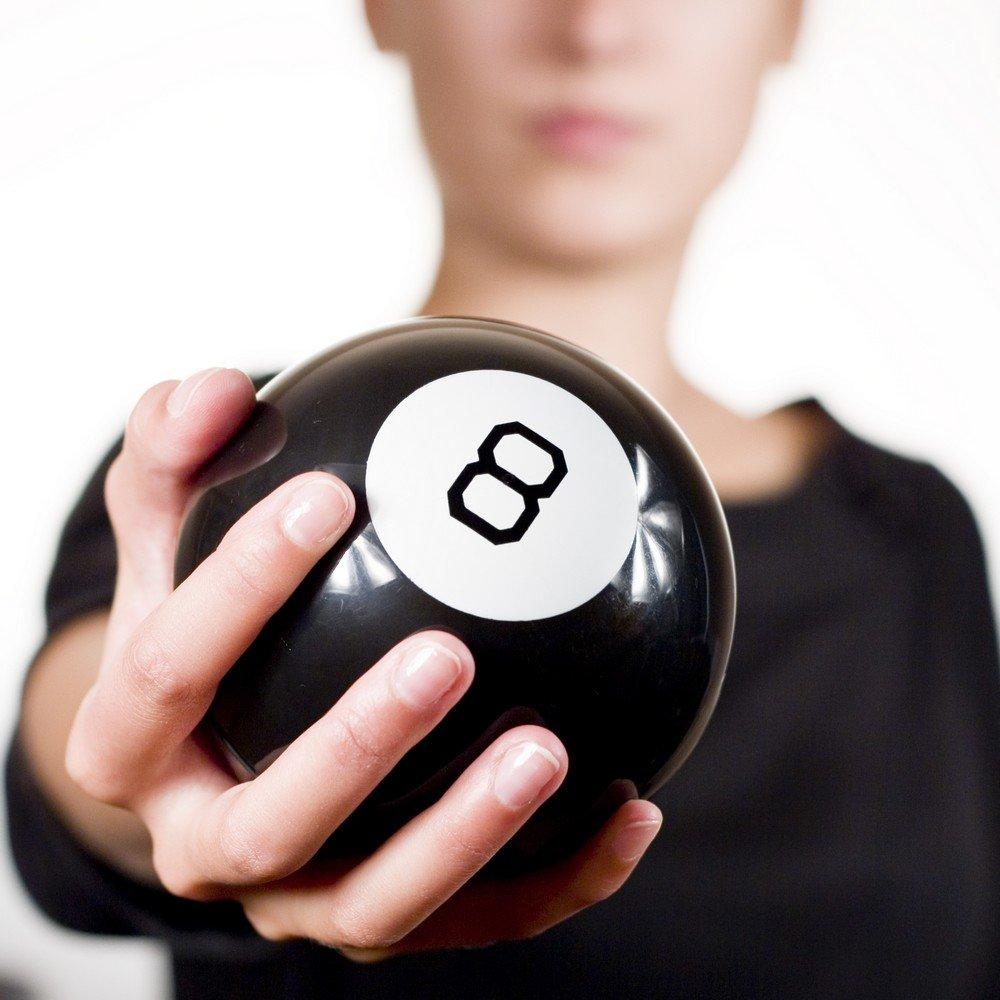 Магический шар 8 для принятия решений