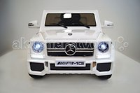 Электромобиль RiverToys Mercedes-Benz G65 Белый