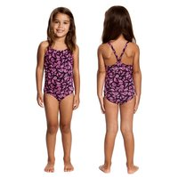 FUNKITA Pink Flutterby Купальник детский для 1-6 лет