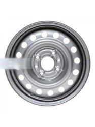 автомобильный колесный диск Next 5,5x15/4x114,3 Et40 D66,1 Nx-008 Sil - фото 1