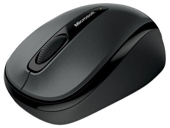 Мышь Microsoft Wireless Mobile Mouse 3500, Lochness Grey USB
