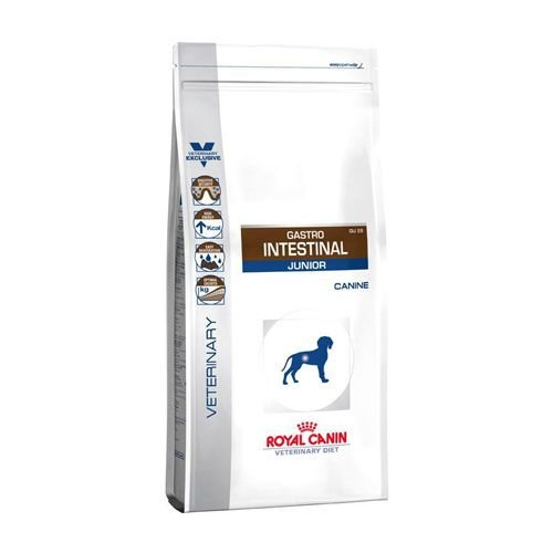 Корм для щенков ROYAL CANIN (Роял Канин) Vet Diet Gastro Intestinal Junior GIJ29 при нарушении пищеварения сух. 2,5кг
