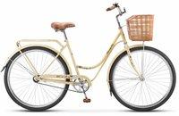 Велосипеды Женские Stels Navigator 325 28 Z010 (2018) Коричневый 20 ростовка